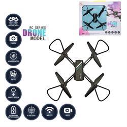 2,4g Kumandalı  Dron  Tek Tuş Kalkıp Stabil Kalma Özellikli